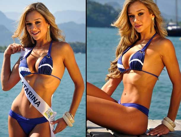 Miss Santa Catarina - Mariana Bahtke
