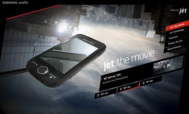 Jét Samsung mobile