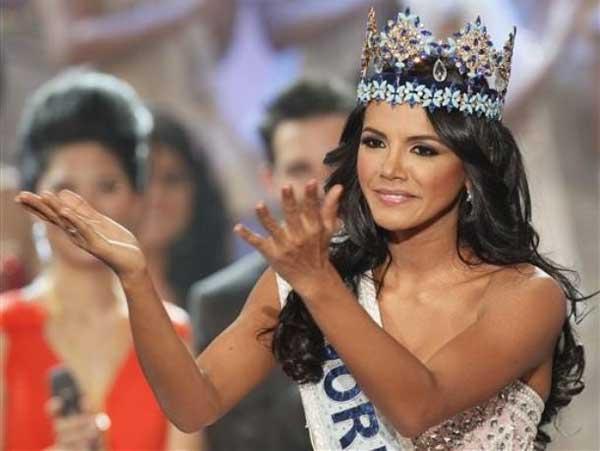 Ivian Sarcos, Miss Venezuela, Miss Mundo 2011
