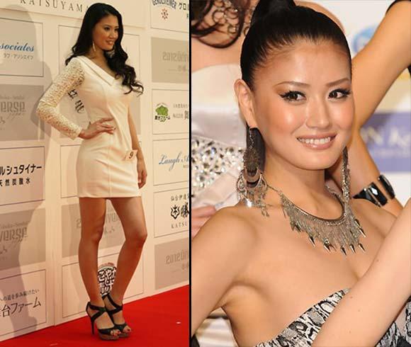 Miss Japão 2012 - Ayako Hara