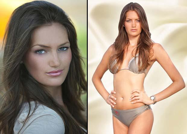 Miss Sérvia 2012 - Branislava Mandic