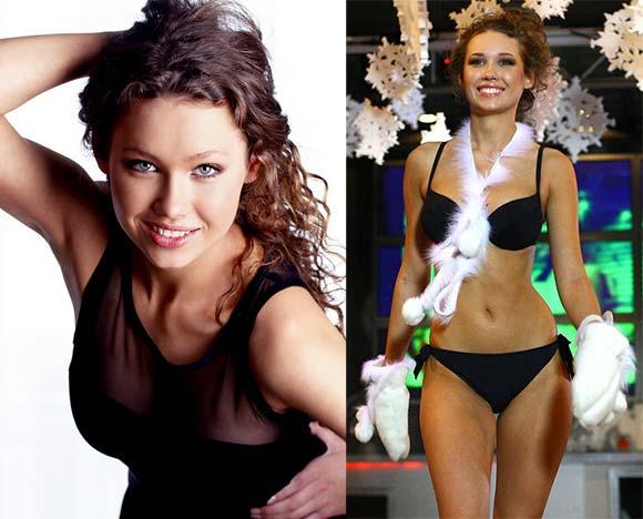 Miss Lituânia 2012 - Greta Mikalauskyte