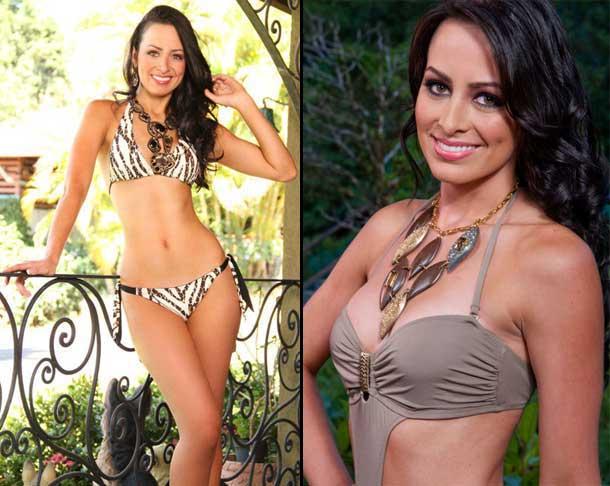 Miss Costa Rica Nazareth Cascante