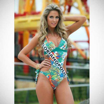 Manoella Deschamps é a Miss Santa Catarina 2012