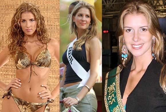 Miss Brasil 2005 - Carina Beduschi
