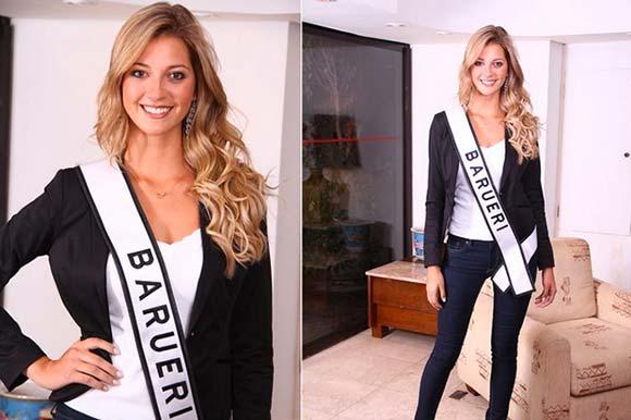 Carolina Mischiatti - Miss Barueri