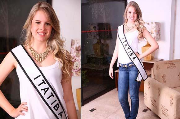 Daniela Barboza Rauter - Miss Itatiba