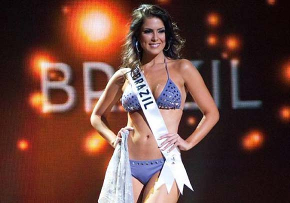 Miss Brasil 2010 - Débora Lyra