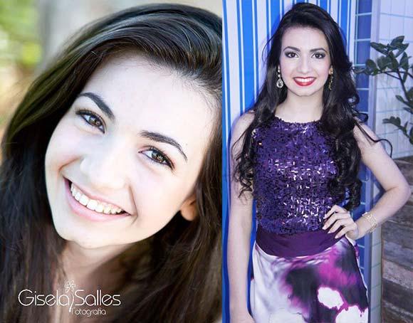 Miss Cantagalo - Duanny Flores