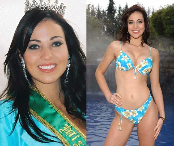 Miss Brasil 2004 - Fabiane Niclotti