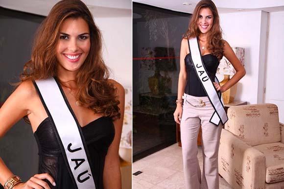 Francine Pantaleão - Miss Jaú