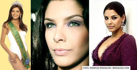 Miss Brasil 2003 - Gislaine Ferreira