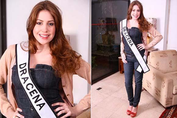 Isabela Crociolli - Miss Dracena