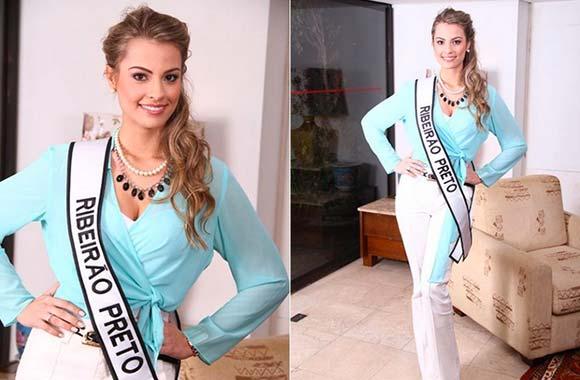 Isabela Luiza Posterari - Miss Ribeirão Preto