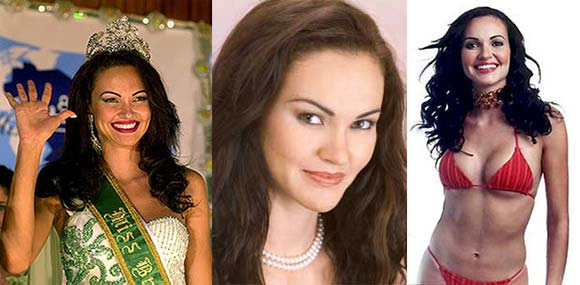 Miss Brasil 2001 - Juliana Borges