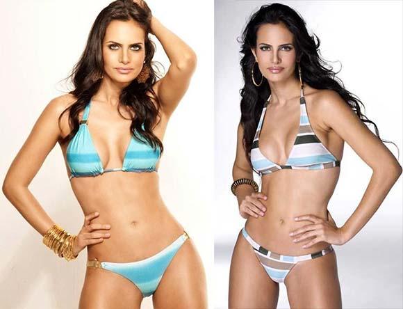Miss Brasil 2009 - Larissa Costa