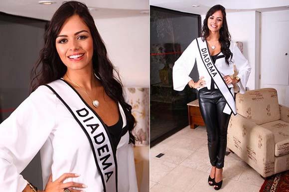 Letycia Jordão - Miss Diadema