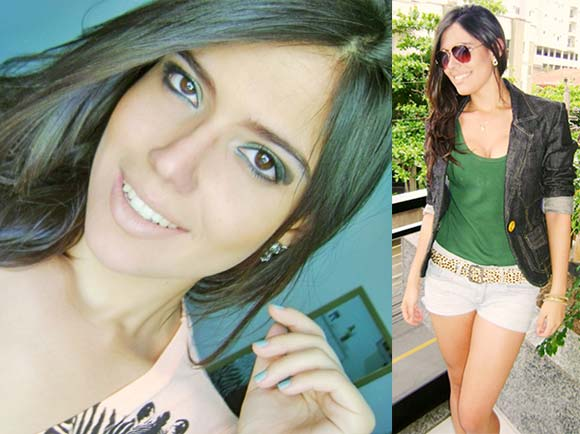 Miss Barra Mansa - Maíra Bullos