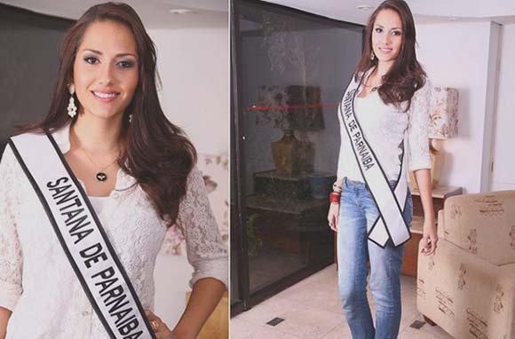 Mayara Lima - Miss Santana de Parnaíba