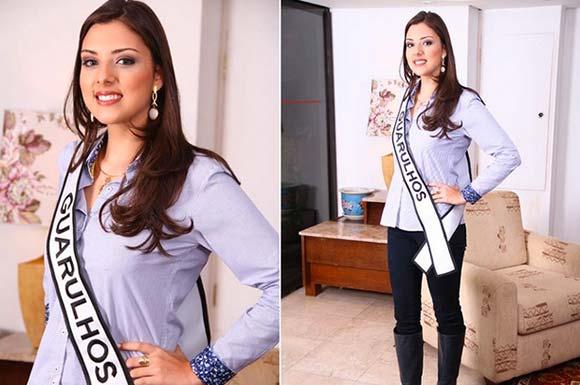 Mayara Pohlmann - Miss Guarulhos