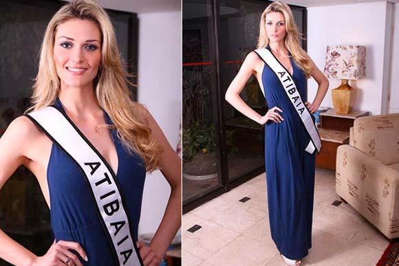 Milena Xeder - Miss Atibaia