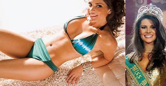 Miss Brasil 2008 - Natália Anderle