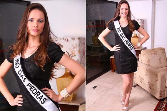 Natalia Caroline Ferreira - Miss Rio das Pedras