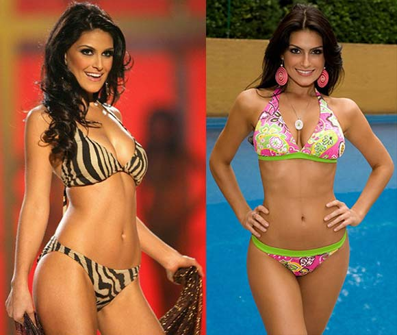 Miss Brasil 2007 - Natália Guimarães