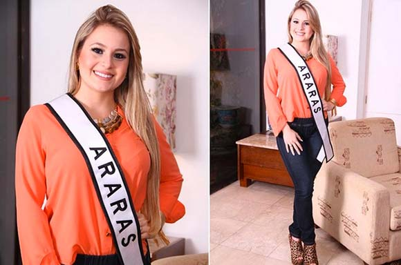 Nathália Engles - Miss Araras