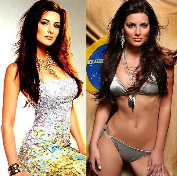 Miss Brasil 2006 - Rafaela Zanella