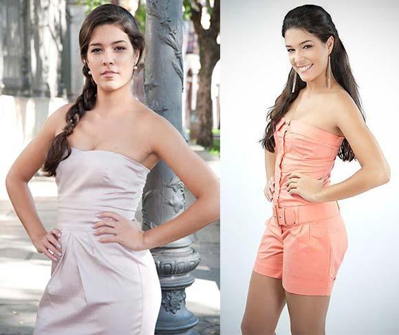 Miss Município do Rio de Janeiro - Renata Silveira