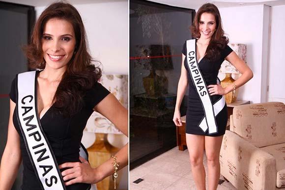Stephanie Garotti - Miss Campinas
