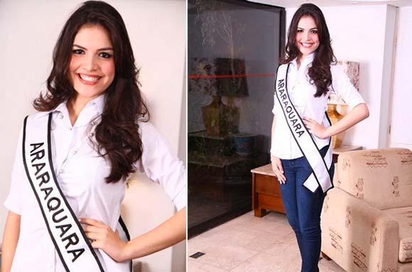 Suellen Neves - Miss Araraquara