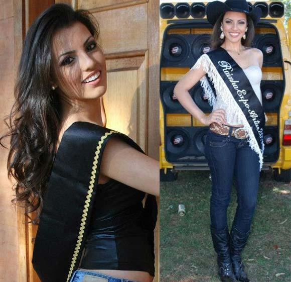 Wanessa Pamplona - Miss Artur Nogueira