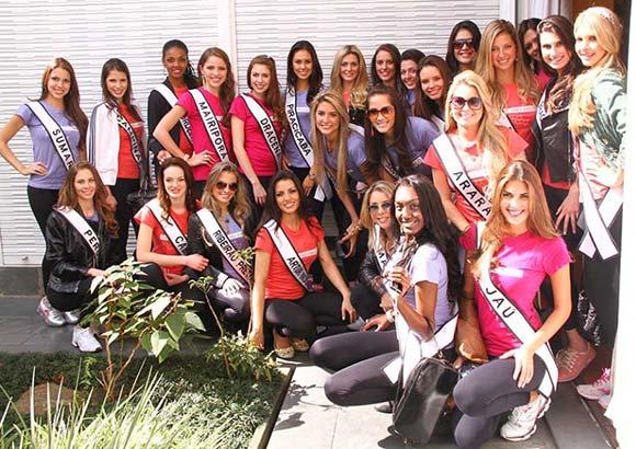 Miss São Paulo 2012