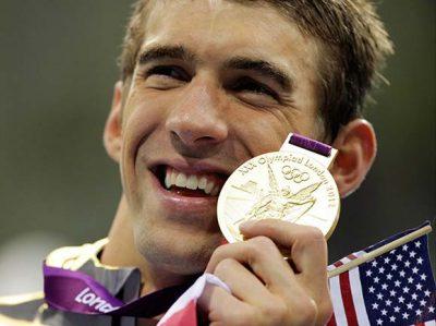 Maiores medalhistas da história das olimpíadas