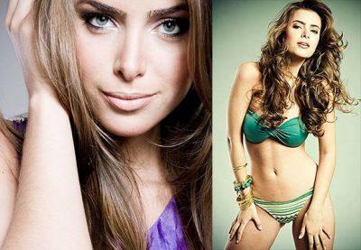 Miss Rio de Janeiro 2012 é Rayanne Morais