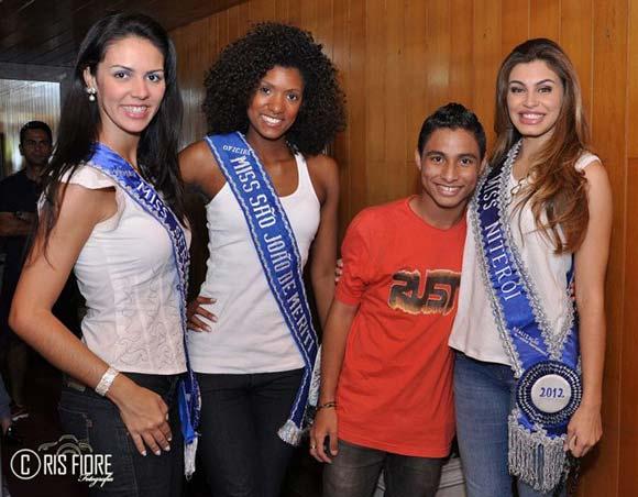 Candidatas a Miss Rio de Janeiro 2012