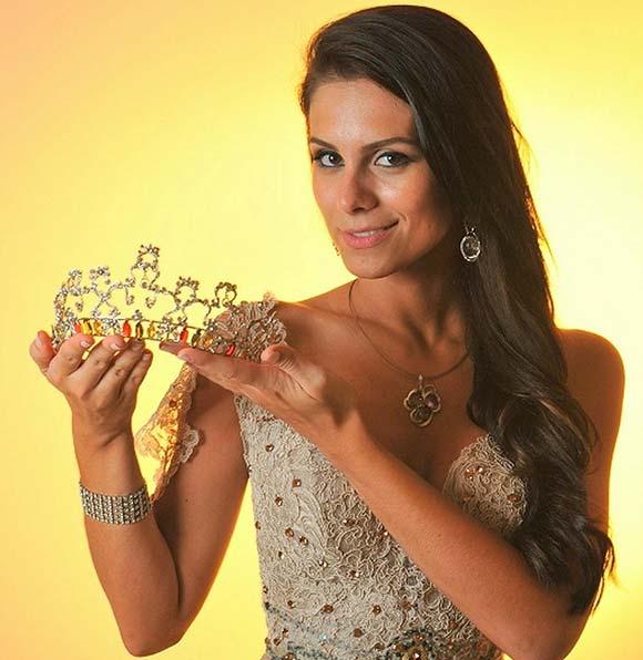 Gabriela Markus - Miss Brasil 2012