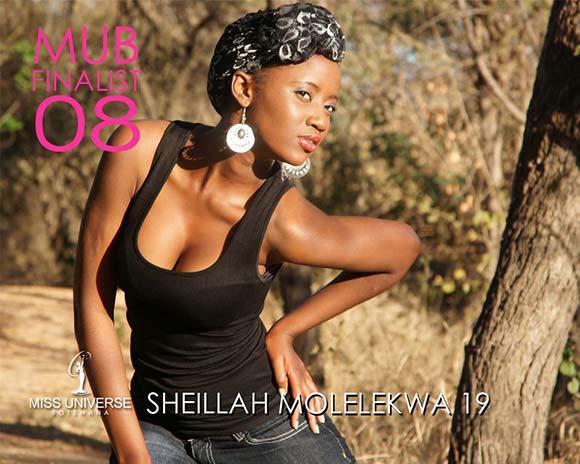 Sheillah Molelekwa