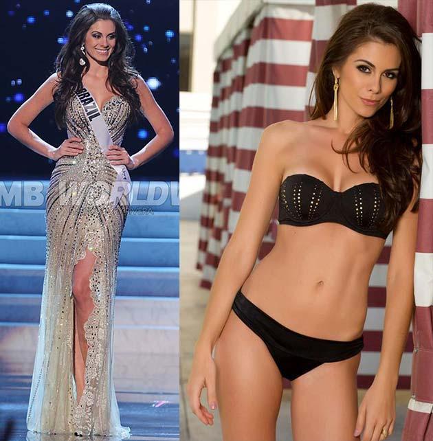 Miss Brasil 2012 Gabriela Markus