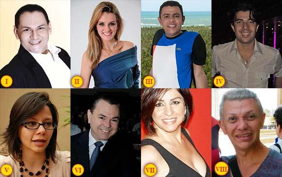 Diretoria de fundadores do CNCCB/Brasil