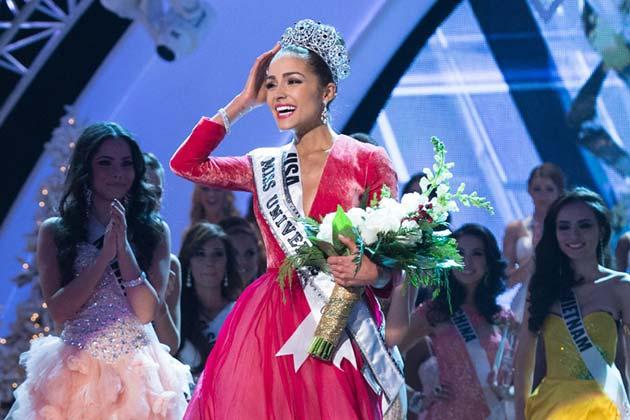 Olivia Culpo, Miss Universo 2012