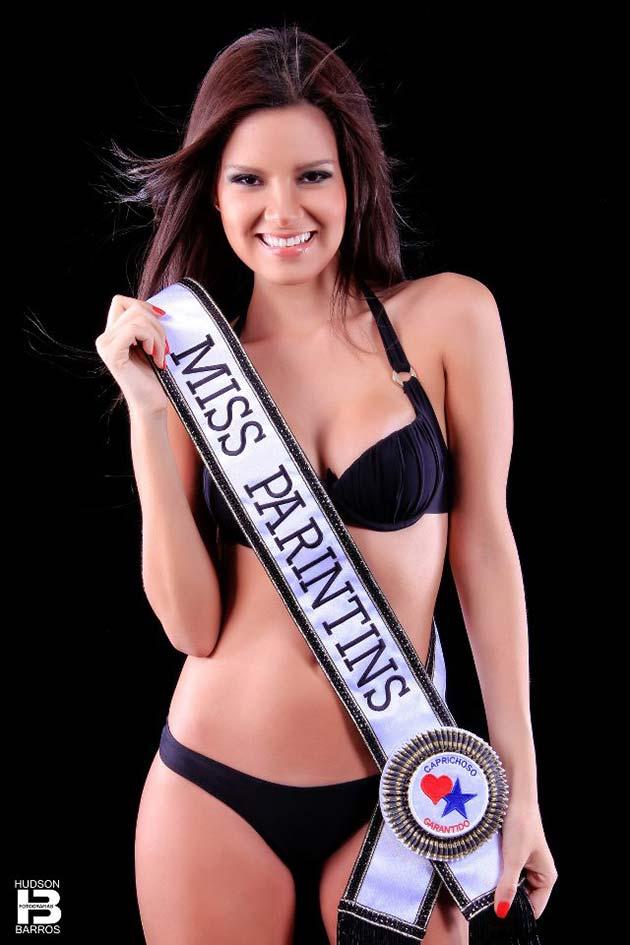 Miss Amazonas 2013 Tereza Azedo