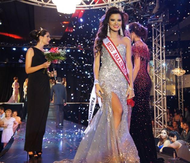 Tereza Azedo Miss Amazonas 2013