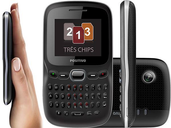 Messaging Phone Positivo P50