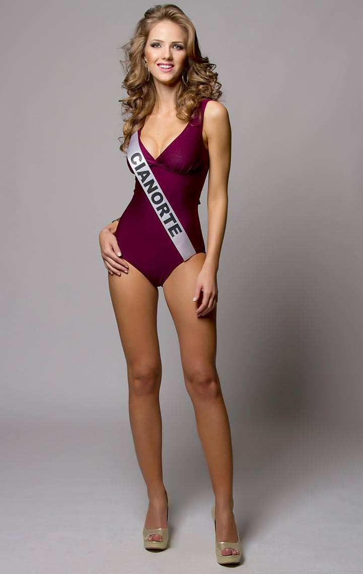 Miss Cianorte - Cristiane Pinzan