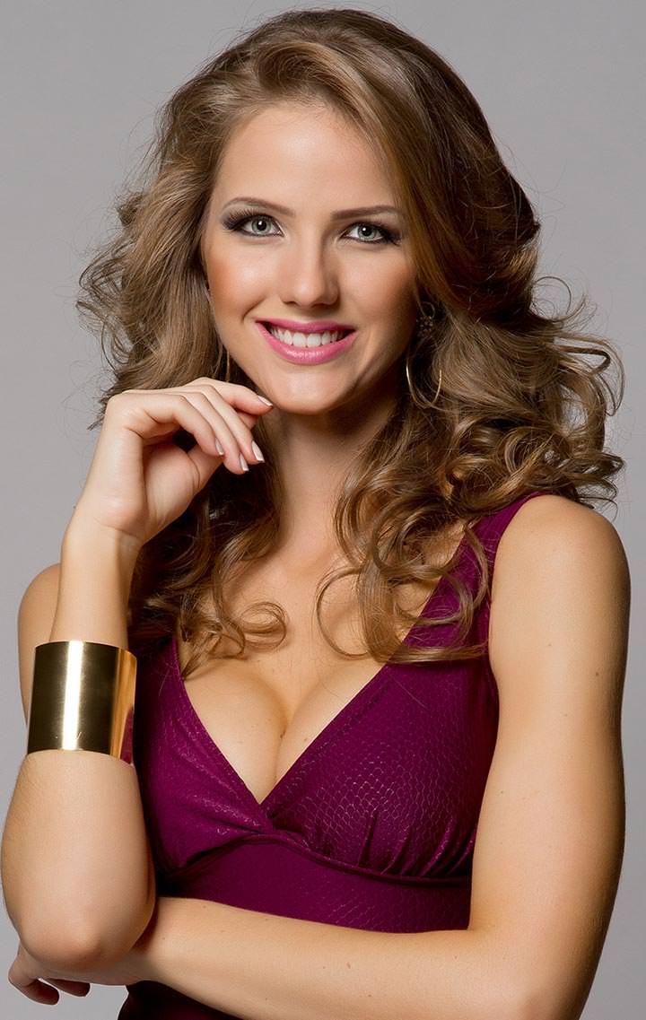 Cristiane Pinzan - Miss Cianorte