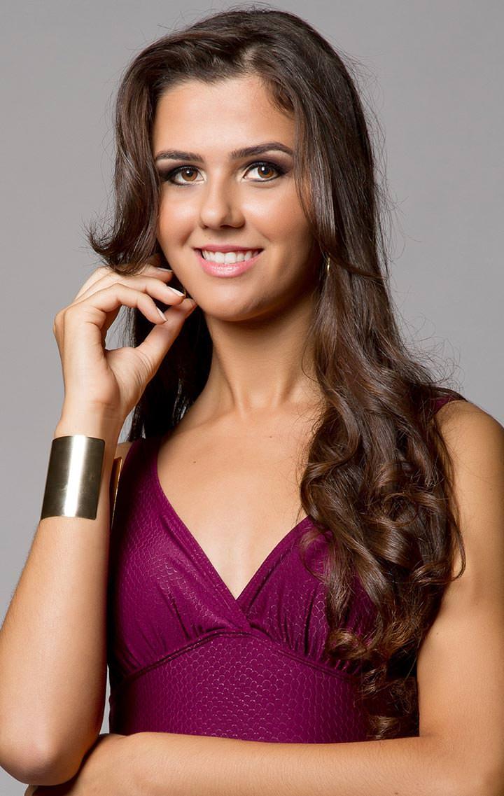 Juli Marina Pedroni Miss Itaipulândia