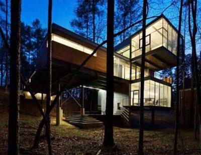 Casas e Edifícios incríveis | Arquiteturas únicas